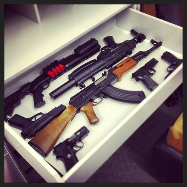 prop drawer